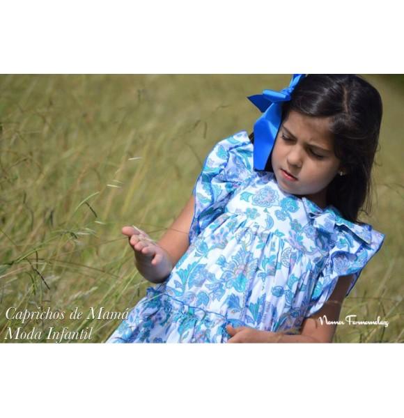 Vestido niña Chloé de Noma Fernández
