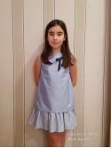 Vestido niña Palermo de Eve Children oxford