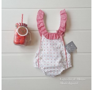 Ranita bebé niña Cibeles de Yoedu rojo