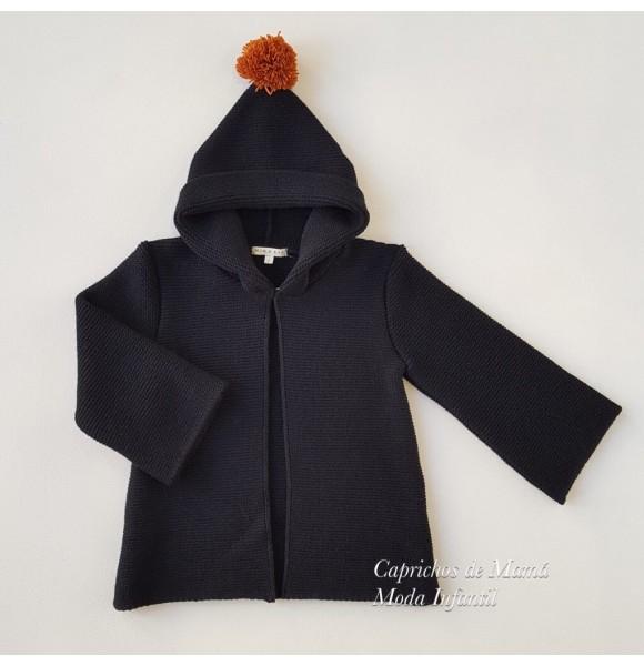 ff4435ac4 Chaqueta niña de Mía y Lía con capucha | Ropa Infantil