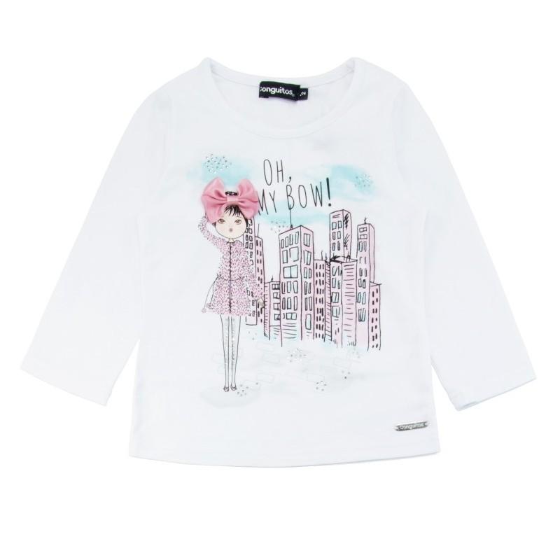 Camiseta para Ni/ñas Conguitos