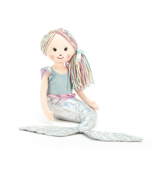 Peluche sirena multicolor de Jellycat
