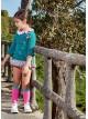 Conjunto niña Isabella de Eva Castro camisa y bombacho