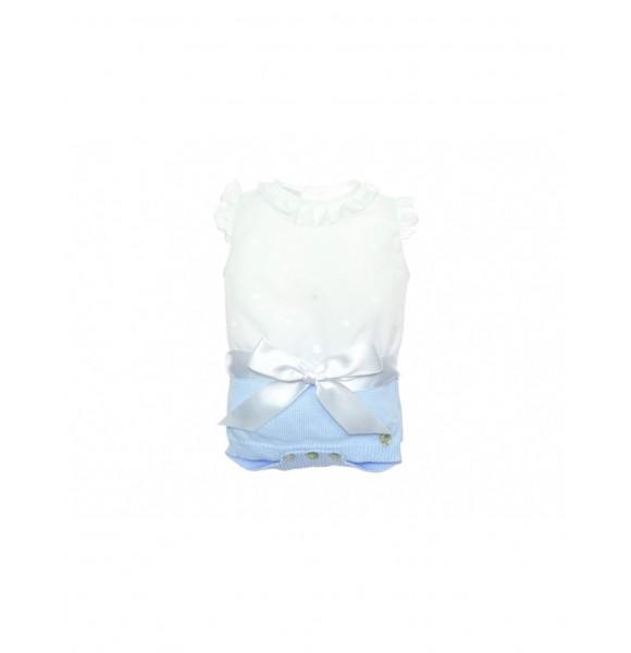 Pelele bebé Agua de Paz Rodríguez