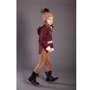 Conjunto niña Forest de Kauli sudadera y pantalón