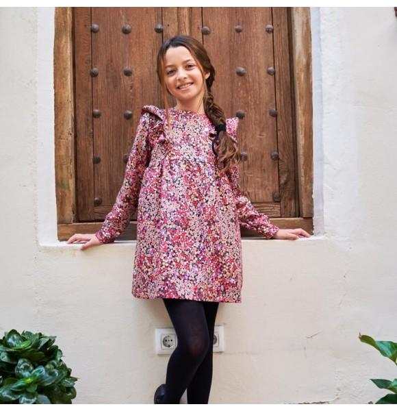 Vestido niña Phiona de Petite Antoinette liberty