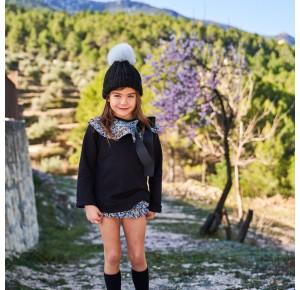 Conjunto niña Blossom de Petite Antoinette liberty