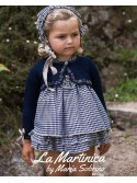 Jesusito niña Buckinham de La Martinica pata de gallo