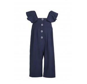Mono niña azul Jeans de Eve Children
