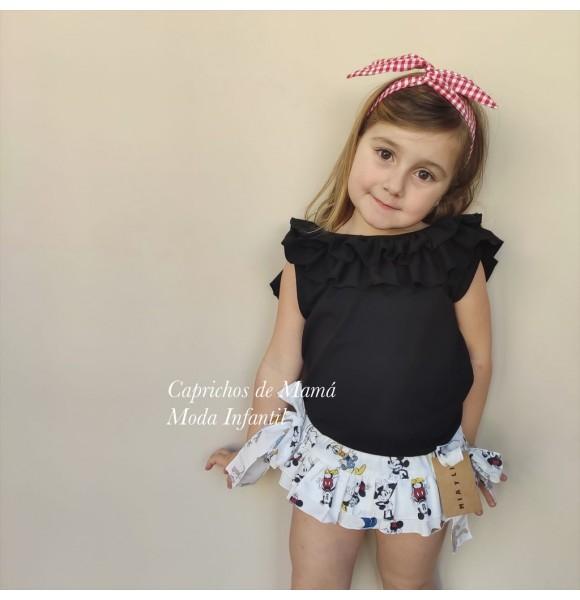 Braguita niña Mickey de Mia y Lia