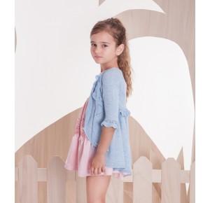 Levita niña punto azul Arco Iris de Kauli