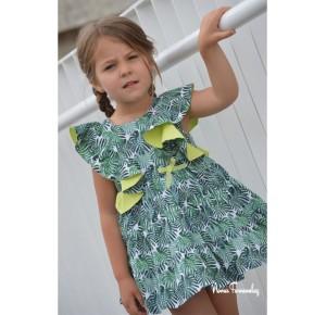 Vestido niña Lima de Noma Fernández