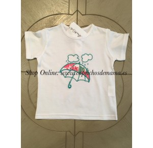 CAMISETA NIÑO GALLETA DE MARI CRUZ