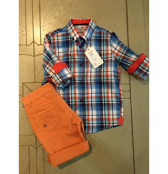 Camisa Ronda de Nachete