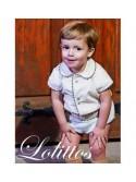 Conjunto niño Miel Lolittos